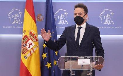 """Bal (Cs) dice que Vox tiene un """"problema grave"""" con la """"libertad plural"""" y lamenta su antieuropeísmo"""
