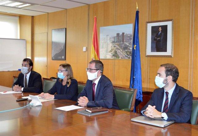 Economía.-España y República Dominicana firman acuerdos para el fomento y promoc