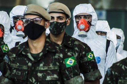 Brasil supera los 155.000 fallecidos por coronavirus y se acerca a los 5,3 millones de casos