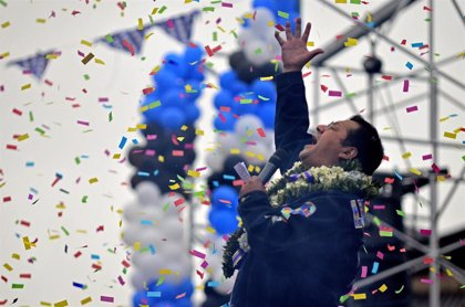 """La OEA niega """"acciones fraudulentas"""" en las elecciones de Bolivia y da un """"alto nivel de legitimidad"""" al MAS"""