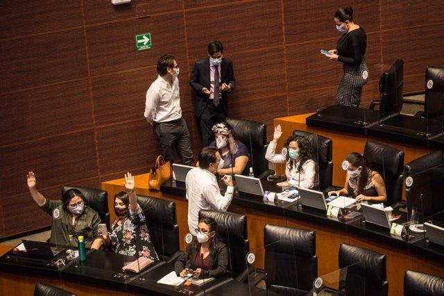 La Cámara de Diputados de México,