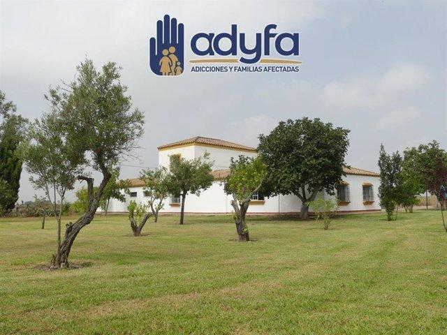 Adyfa - Centro de adicción Cádiz