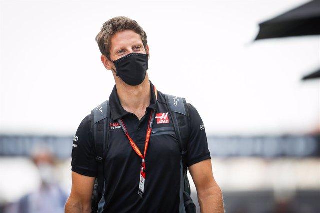 Fórmula 1.- Grosjean abandonará Haas al final de la presente temporada