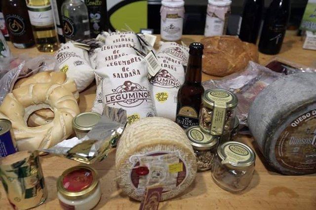 Veintisiete miembros de 'Alimentos de Palencia' comenzarán a comercializar sus p