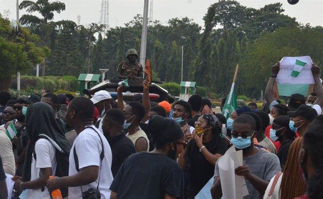 Nigeria.- La UA condena la muerte de manifestantes en Nigeria y llama al diálogo