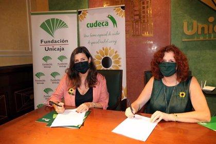 Unicaja.- Fundación Unicaja apoya la labor de la Fundación Cudeca y su Unidad de Atención Domiciliaria
