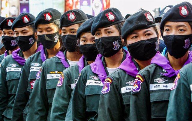 Tailandia.- El Gobierno de Tailandia revoca el estado de emergencia que impuso e