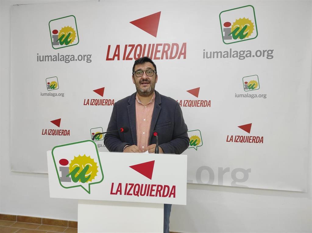 """IU tilda de """"autocomplaciente"""" el discurso de Moreno para Málaga en el debate: """"No aportó nada para la provincia"""" 3"""