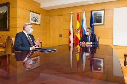 Cantabria quiere promocionarse como destino turístico en Rusia con ayuda de la Embajada cuando acabe la pandemia