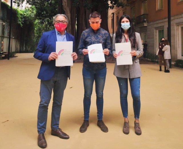 El Botànic presenta la seua llei electoral
