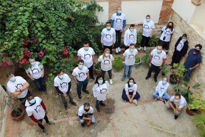 """Coronavirus.- La caída """"en picado"""" del número de voluntarios complica a Cáritas la atención a personas sin hogar"""