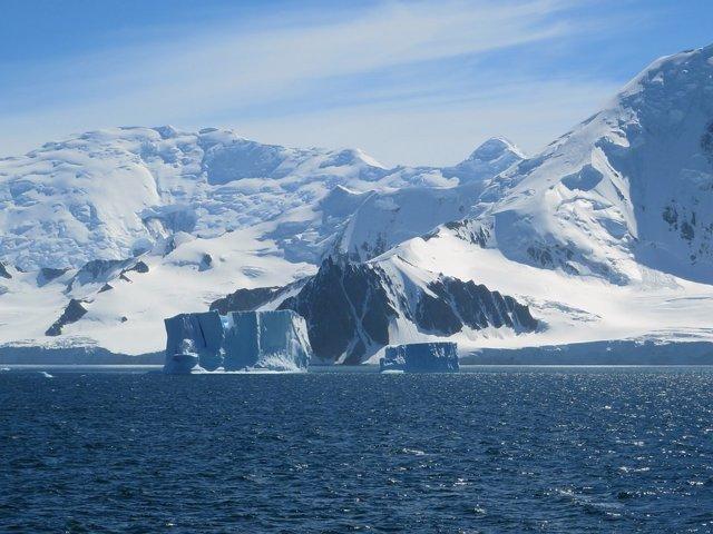 Costa de la Antártida