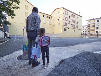 Confinados 368 escolares de 17 centros educativos de Navarra en las últimas 24 horas