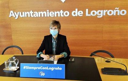 """El PP critica la """"falta de iniciativa"""" del Gobierno de Logroño sobre el V Centenario del Sitio de la ciudad"""