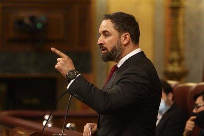 """Abascal recrimina a Iglesias su tono """"papal"""" y asegura que debería estar """"inhabilitado"""" para la política"""