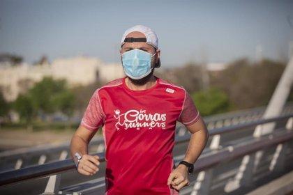 Andalucía obliga al uso de mascarilla en deportes al aire libre y hostelería mientras no haya consumición