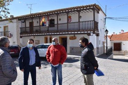 El centro urbano de Torrubia (Cuenca) evitará el paso de vehículos en tránsito gracias a 141.000 euros de la Diputación