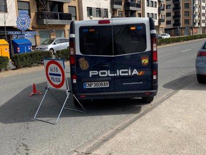 """Guardia Civil y Policía Nacional activarán """"todos sus recursos"""" para vigilar las restricciones de movilidad en La Rioja"""