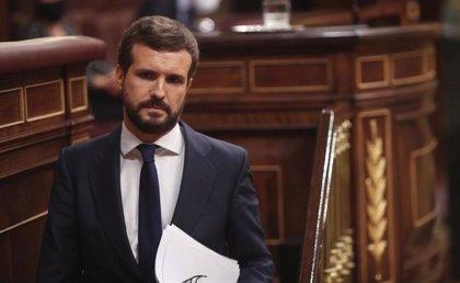 El PP responde a Sánchez que se mantiene en sus condiciones para el CGPJ: excluir a Podemos y retirar su reforma exprés