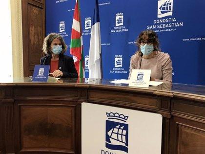 """EH Bildu y Elkarrekin Donostia denuncian el """"autoritarismo"""" del Gobierno municipal de San Sebastián"""