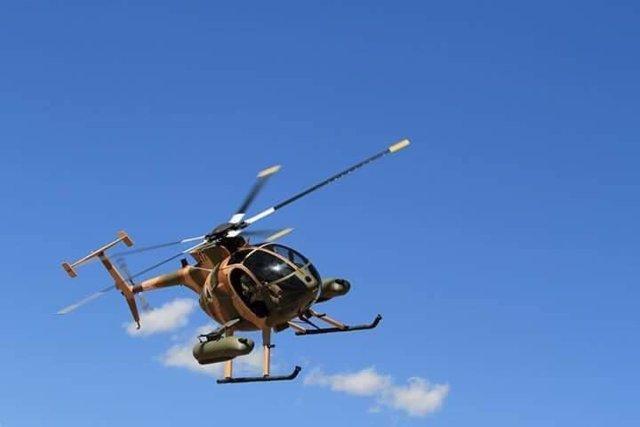 AMP.- Afganistán.- Al menos doce niños muertos en un ataque aéreo contra una mez