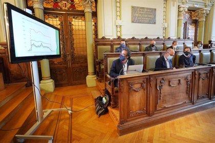 """El Consejo de Auvasa aprueba sin unanimidad la modificación de estatutos sociales para dar más """"servicios de movilidad"""""""