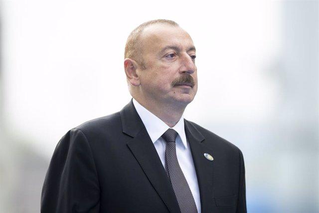 Armenia/Azerbaiyán.- El presidente de Azerbaiyán se declara dispuesto a reunirse