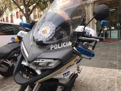 Detenido un hombre de 30 años por agredir con un machete a una mujer en Palma