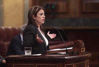 El PSOE avisa de que no retiran su reforma del CGPJ sino que la paran y de que no excluirán a Podemos