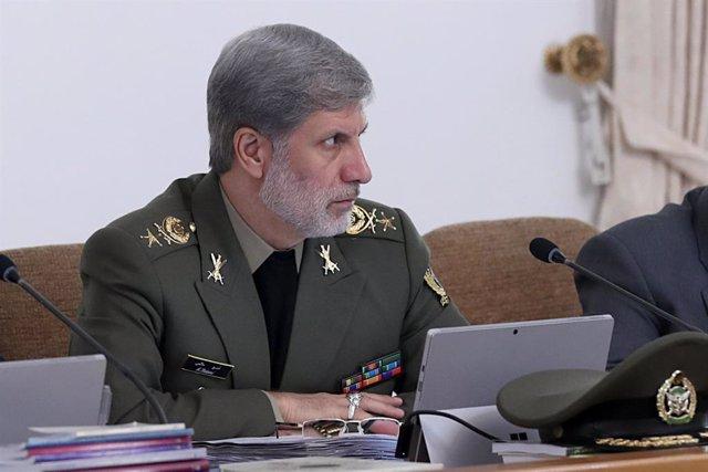 Irán.- Irán asegura haber probado con éxito un nuevo sistema de defensa antiaére
