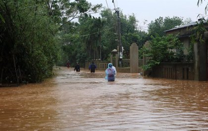 Vietnam despliega más de 650.000 efectivos del Ejército ante la llegada de una nueva tormenta