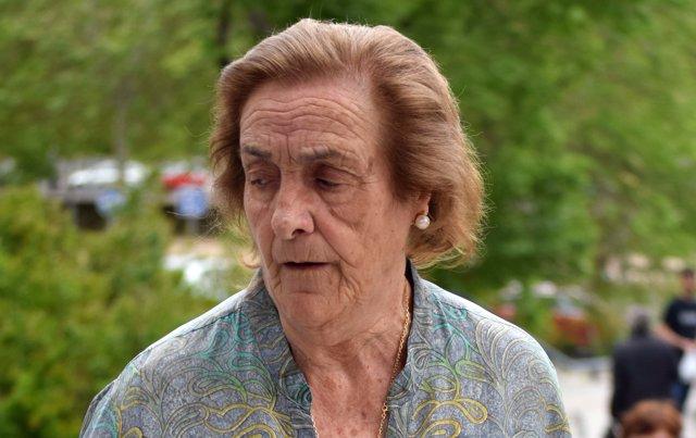 La expresidenta del Rayo Vallecano, Teresa Rivero