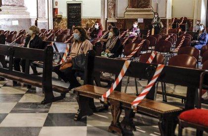 PSPV y Compromís rechazan garantizar o cancelar la emisión de misas en À Punt como pedían Cs y Podem