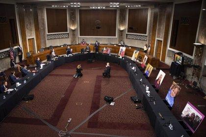 La jueza propuesta por Trump para el Supremo pasa el primer trámite en el Senado