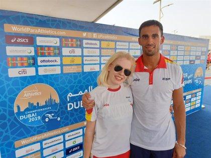Once atletas absolutos buscan la mínima paralímpica en el Campeonato de España de Promesas