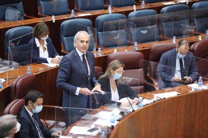 Madrid pide a Sanidad incluir ZBS como unidad territorial, reducir a tres los niveles de alerta y criterios objetivos