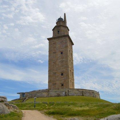 Las visitas a la Torre de Hércules se limitarán a cuatro personas cada 45 minutos por las restricciones