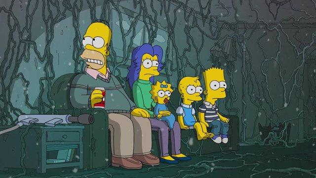 La nueva temporada de Los Simpson se estrenará en exclusiva en Disney+ el 27 de noviembre
