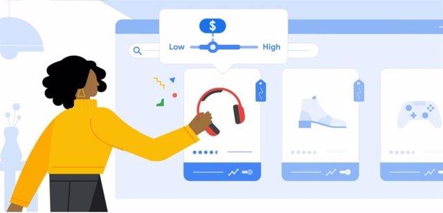 Google añade una herramienta para comparar precios en Shopping