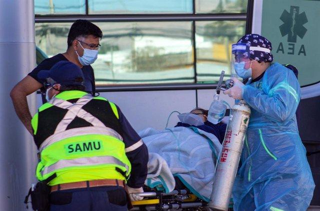 Coronavirus.- Chile suma casi 1.500 casos más en el último día