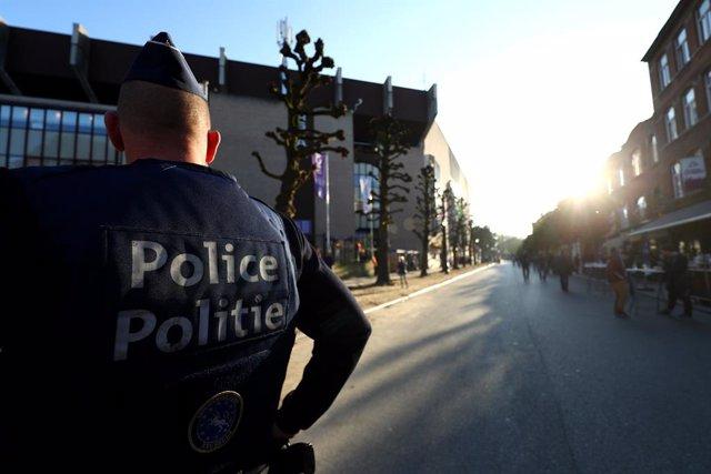Bélgica.- La Policía de Bélgica confisca 1,4 toneladas de cocaína en el Puerto d