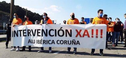 Comité de Alu Ibérica en A Coruña ultima su denuncia ante Fiscalía para que investigue hasta el final la venta