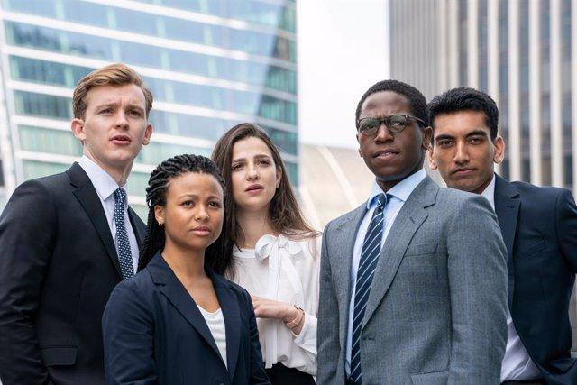 Tráiler de Industry, un afilado retrato del mundo de las finanzas, que llega a HBO el 10 de noviembre