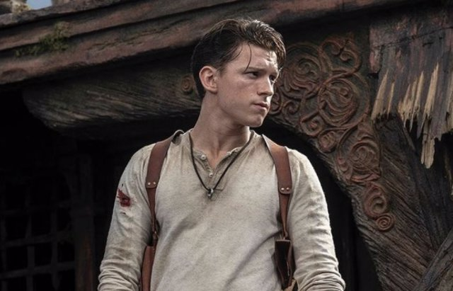 Primera imagen de Tom Holland como Nathan Drake en Uncharted