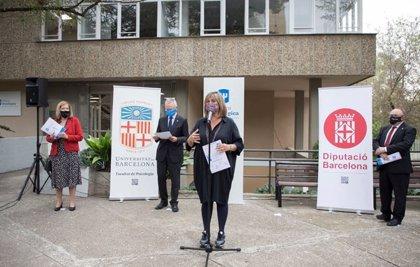 Marín inaugura la Clínica Psicológica de la UB en el Recinte Mundet