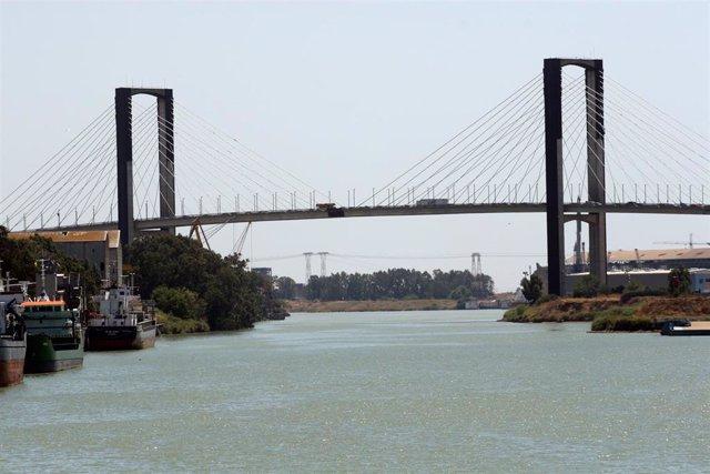 Puente del Centenario de Sevilla.