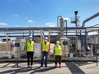La UCA participa en un proyecto europeo para purificar biogás con tecnología biológica que reduce el impacto ambiental