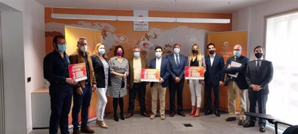 Galardonadas dos startups de Andalucía Open Future por iniciativas turísticas emprendedoras