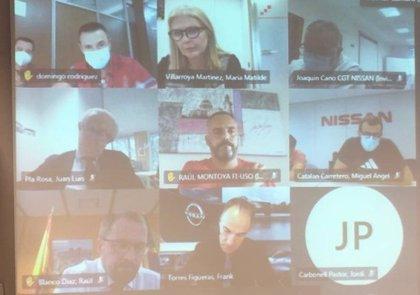 """La comisión sobre Nissan acuerda """"priorizar"""" los proyectos con más garantías de empleo"""