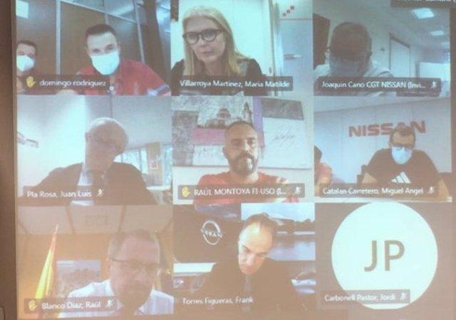 La comisión de reindustrialización de Nissan priorizará los proyectos con más garantías de empleo